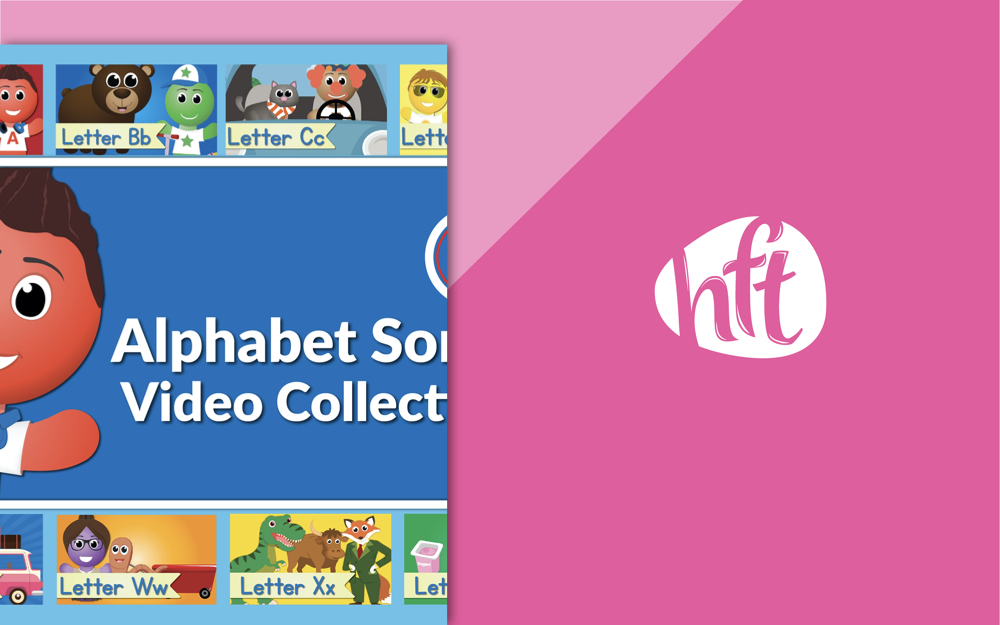 Alphabet Song (Official Alphabet Music Video By Have Fun Teaching) • Have  Fun Teaching